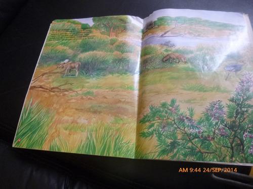 album  panini  animales salvajes   (r679