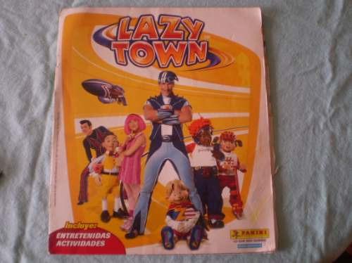 album  panini  lazy town (r652