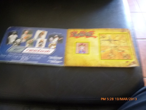 album panini yu  -gi-oh  2003 (r644