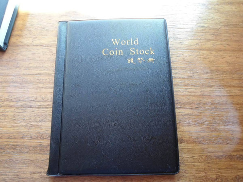 albúm para 120 monedas sin cartones (nc)