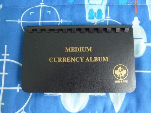 album para 20 billetes - excelente calidad !! - vp