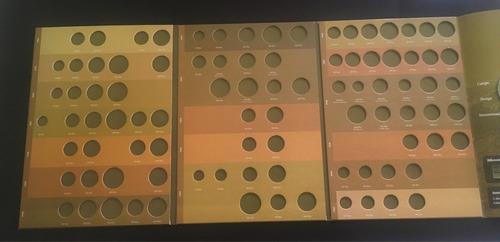 álbum para as moedas os ilustres 1924 a 1942 - melhor preço!