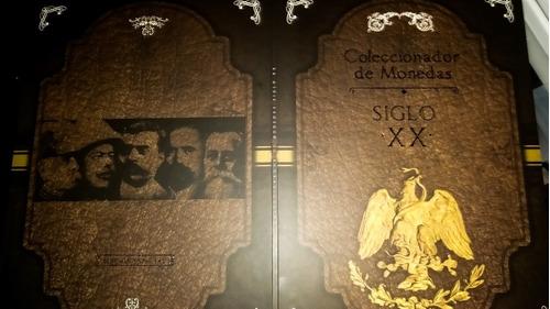 album para monedas mexicanas siglo xx nuevo ideal iniciarse