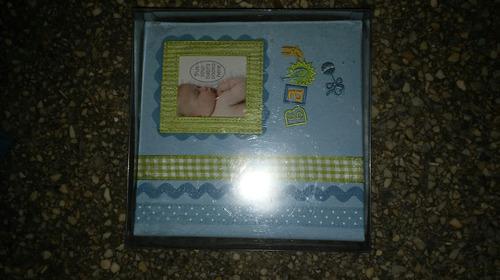 álbum para tu bebe nuevo capacidad 180 fotos 10x15