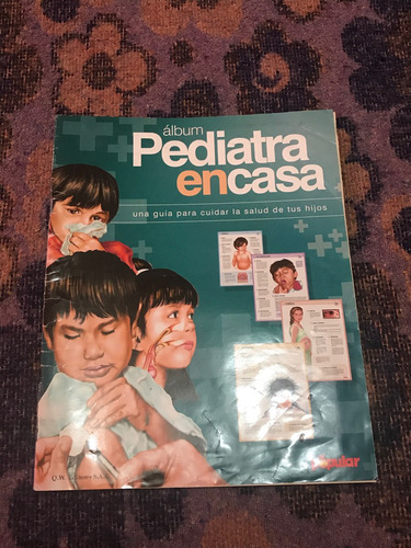 álbum pediatra en casa del popular