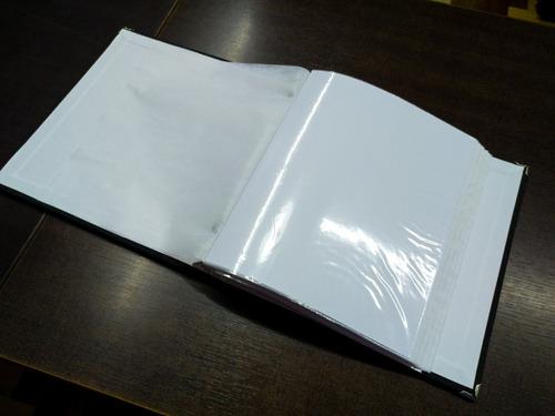 álbum personal 20x30 c/ 40 folhas envio 72hr.