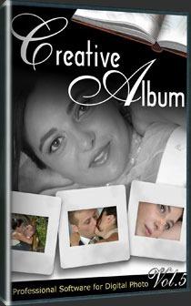 album plantillas creative album 5 fotolibros envio gratis