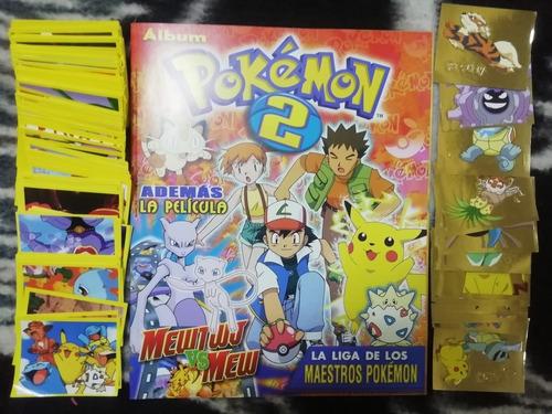 álbum pokemon 2