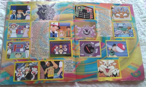 album pokemon 2 navarrete lleno