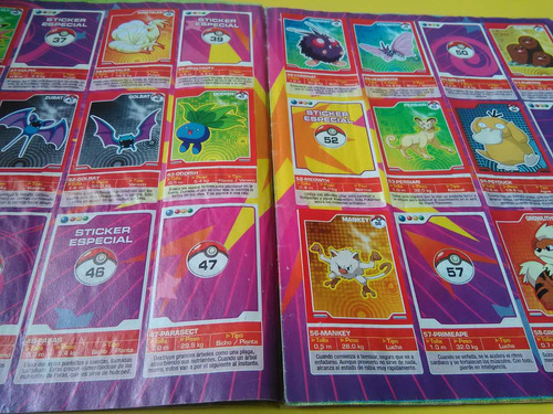 album pokemon pokedex en oferta (navarrete) de coleccion