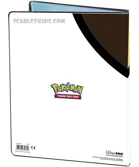 con 9 Folios Pok/èmon /Álbum con Folios Ultra Pro con dise/ño de Pokeball