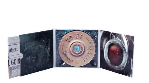 álbum rain - fahrenheit  ( disco físico )