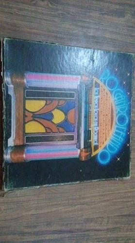 album rockanroleando, los tiempos locos del rock and roll