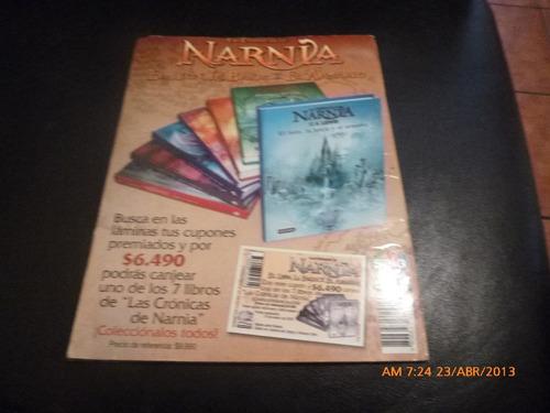 album salo  las cronicas de narnia --2005 (875