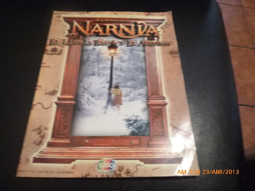 album salo  las cronicas de narnia --2005 (r623