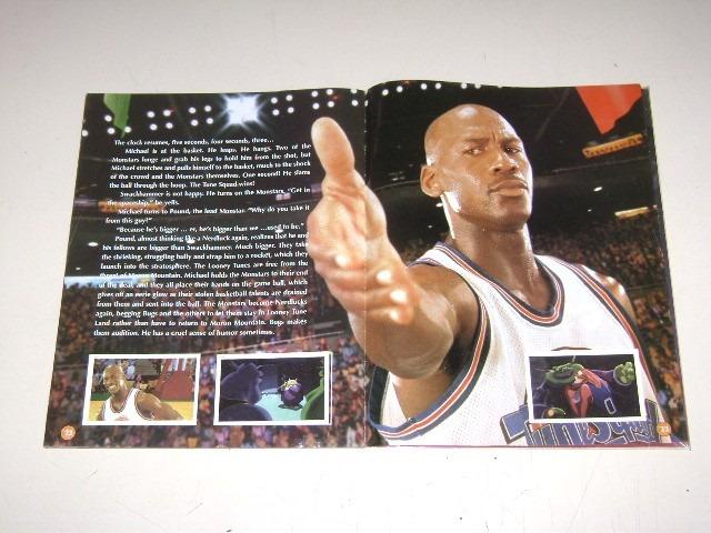 Album Space Jam - Bugs Bunny Y Michael Jordan 100% Completo - S  60 ... 48d4f1cbde34