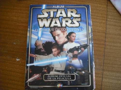 album  star wars el ataque de los clones (893