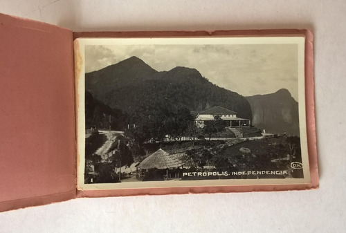 album tarjetas postales antiguas petrópolis década '20