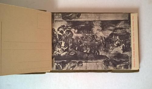 album tarjetas postales antiguas vaticano década '20