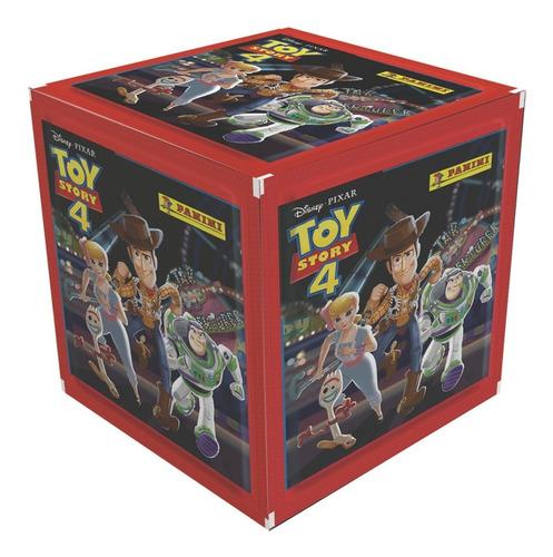 album toystory 4 obsequio + display x 50 sobres panini nacio
