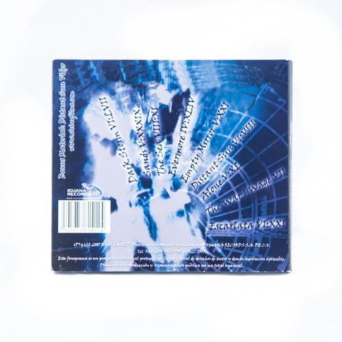 álbum uncharted dreams - fahrenheit  ( disco físico )