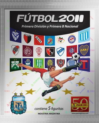 album y 248 figuritas futbol argentino 2011