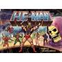 Vendo Album Lleno De He-man En Formato Digital Pdf