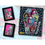 Panini Album Monster High Completo Son 192 Barajitas