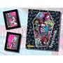 Panini Album Monster High Completo Son 192 Barajitas
