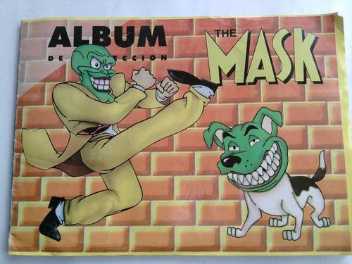albumes caballeros zodiaco, x-men, the mask, etc