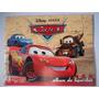 Album De Figuritas Pixar Cars De Disney Tienda Inglesa./////