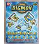 Juego De Cartas De Digimon Digi-battle (clasico Del 2000)