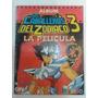 Album Caballeros Del Zodiaco 3 La Pelicula 1996
