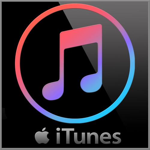 álbumes y singles originales (itunes)