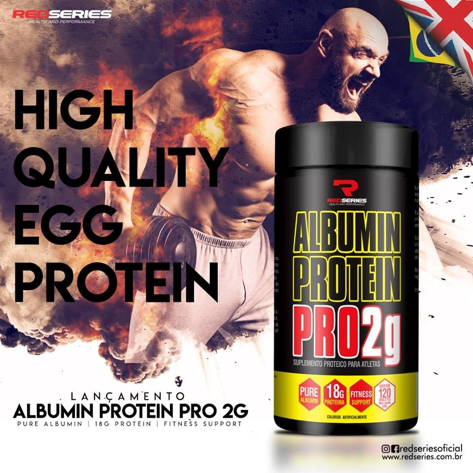 Albumin Protein Pro 2g 120 Tabs Thermo Abdomen Body Action R 90 Carregando Zoom