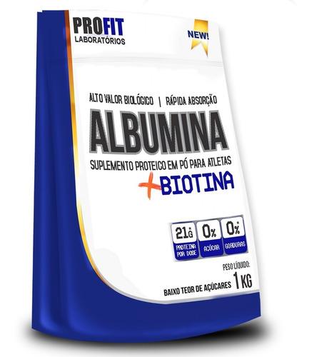 albumina - 1kg - profit