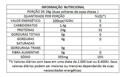 albumina 500g natural - cp ovos