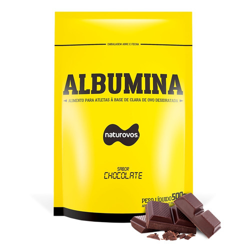 albumina 500g naturovos envio 1 dia útil após aprovad sistem