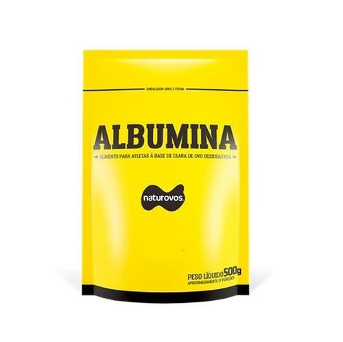 albumina 500g naturovos ( natural) compre máximo 5 por vez