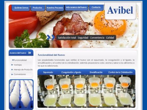 albumina de huevo proteina pura innova alimentos avibel