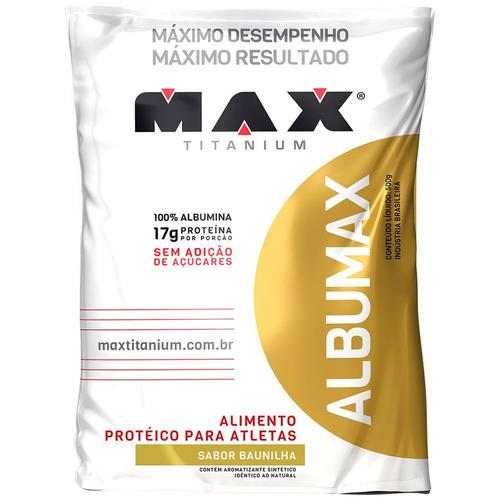 albumina max titanium