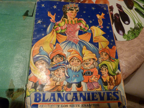 albun de fig. de brillantes blancanieves ,cachorros,faltan 2