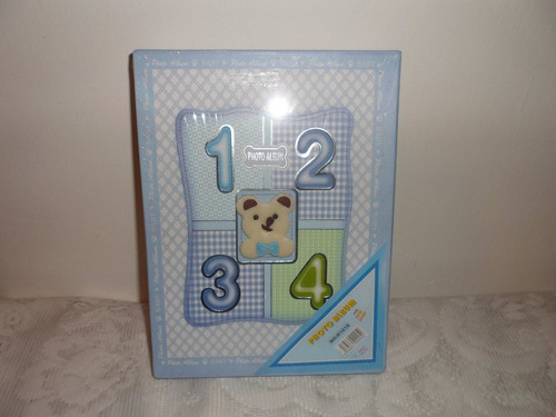 albun de fotos bebé/infantil !! en hermosa caja presentación