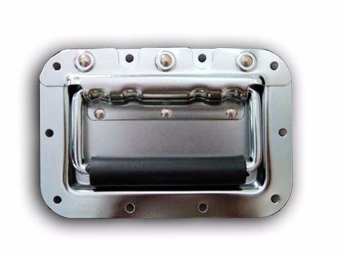 alça externa retratil para case com bandeja cromada profi