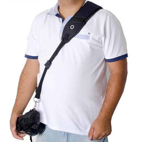 alça lateral tecido original photopro com dupla segurança