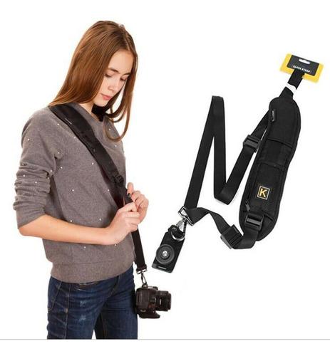 alça ombro camera maquina fotografica strap profissional