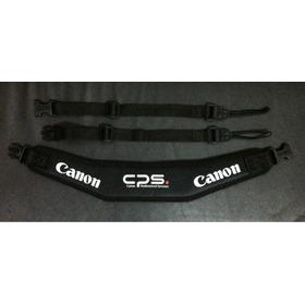 Alça P/ Câmeras Canon- Profissionais-made In Usa