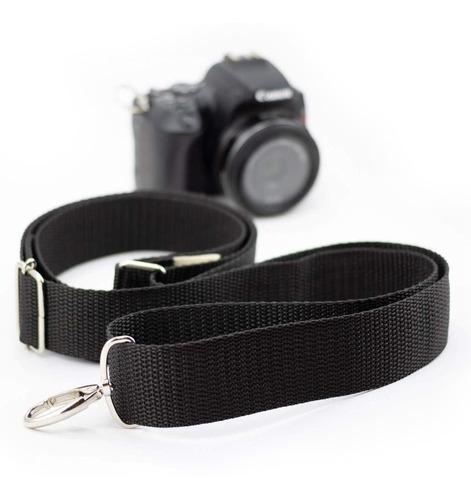 alça transversal para câmeras fotográficas
