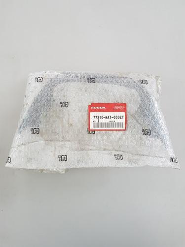 alça traseira preto metálico cbr1100 xx original honda