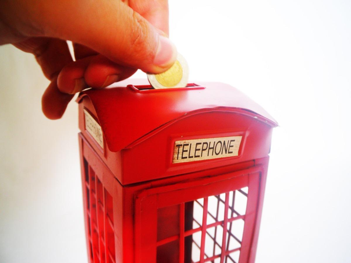 Cabina Telefonica : Alcancia cabina telefonica londres metal $ 400.00 en mercado libre